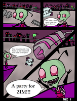 IZ - The Trial Comic - Page 3 by Brainworms