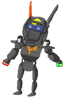 Chappie by nandsie