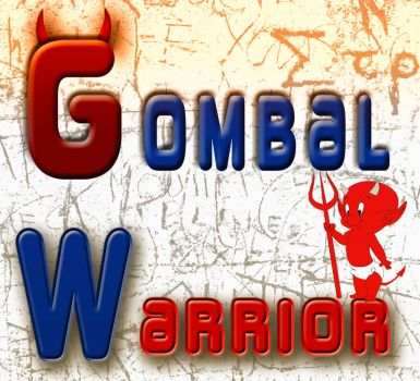 gombal warrior by bakoeldesain