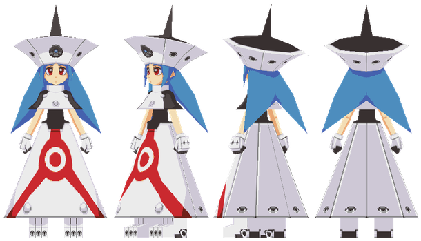 Cybele: Unused MML character revived! by Satoh