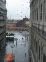 Llueve en Madrid by Curri-chan