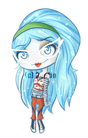 Ghoulia Yelps by Bepbo