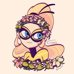 Queen Bee Acrylic Charm Design by Chromel