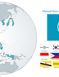 Mutual East Asian Cooperation Union by mikusingularity