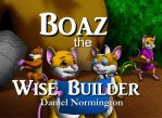 Boaz the Wise Builder by DCLeadboot