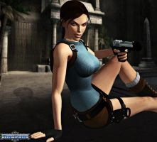 Tomb Raider Lara Croft 7 by typeATS