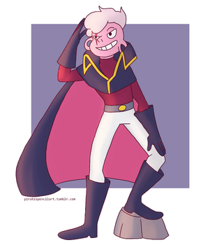 Captain Lars by KK-sis