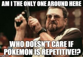 About the pokemon anime