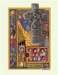 Book Of Kells by janetbalboa