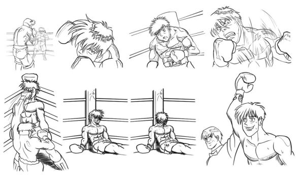 What if Kenta beat Ippo? by SwayzeOne