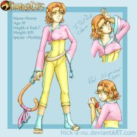 thundercats OC Monry by nick-a-nu