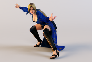 Helena 3DS Render 3 by x2gon