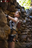 Lara Croft Tomb Raider Classic by Anastasya01
