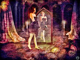 Body Dysmorphic Disorder by Renata-s-art