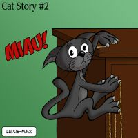 Cat Story 2 by MasterLudus