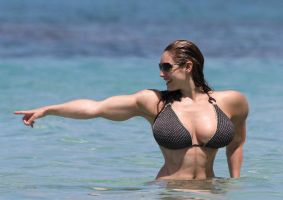Kelly Brook by soccermanager