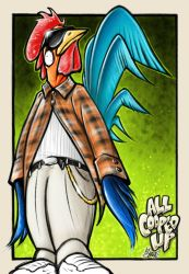 Cholo Rooster by phix701