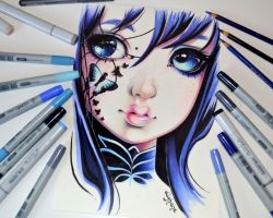 Darkness by Lighane