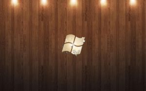 Windows 7 Ultimate Wood by Techy4645
