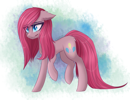 Pinkamena by QueenOfSilvers