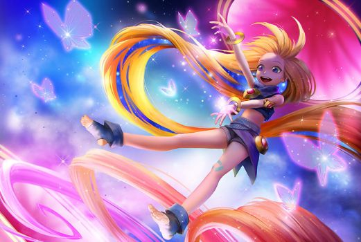 Zoe by chalii