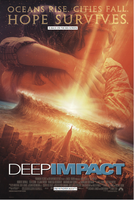 Deep Impact 2000 Re-Release Poster by lflan80521