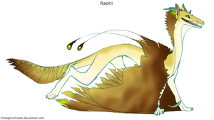 Raoni by VintageIceCream