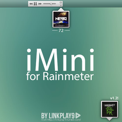 iMini for Rainmeter and CAD [v1.2] by LinkPlay9