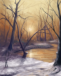 Frosty Morning by sgl17