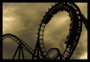 Roller Coaster II by Sound-in-Psylence