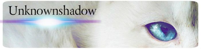 Giveaway/Contest: Unknownshadow Banner by Animal-lover-singer