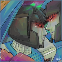 Experiment 2: Skywarp and TC by Humblebot