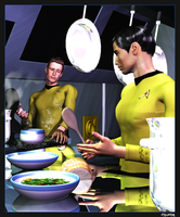 Borrowing A Cup of Space Flour by mylochka