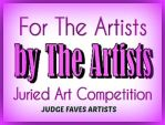 Award-FOR JUDGE FAVES ARTISTS by YOKOKY