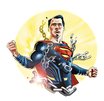 Man Of Steel (Link in the Description) by stinson627