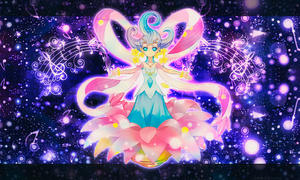 Playmat - Bloom Diva the Melodious Choir by YGOcastellano