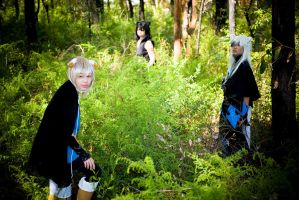 Lamento. Beyond the void by strawdoll