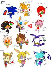 .:Chibi-Fans:. by Amarena-Berry