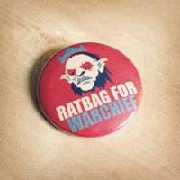 Ratbag For Warchief Button - Shadow of Mordor by Monostache
