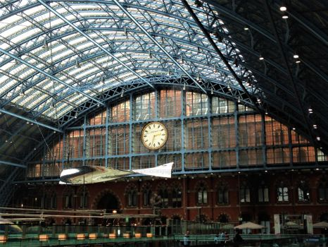 St. Pancras by TangentExpress