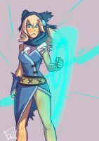 Alys by Jurill