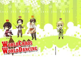 APH: World Chaos World Dancing by limbebe