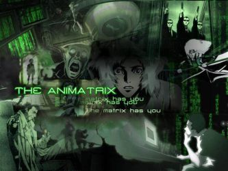 The Animatrix Wallpaper by The-Animatrix-Club