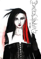amy lee: memories, 2004 by rionka