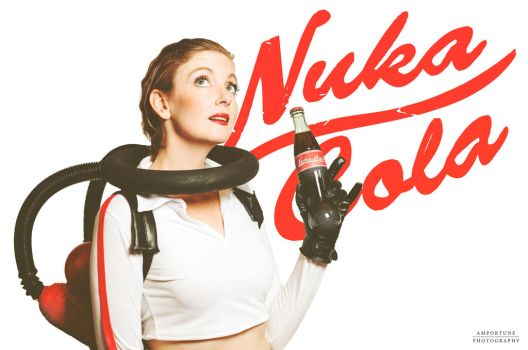 Nuka Cola Girl by sintar