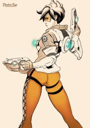 Tracer here! by dandonfuga