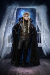 You're him, the Goblin King, aren't you? by ferasha