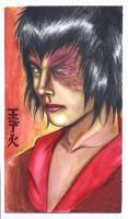 ZUKO... BY MY BROTHER by paintmarvels