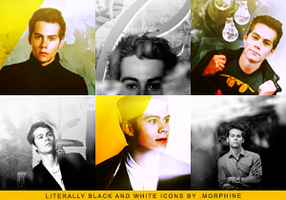 Dylan O'Brien icon pack by morphine16