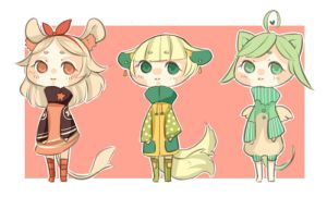 Collab with Kiim-adopts -open- by Saygo-pohm